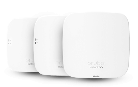 Aruba Instant On Access Points inalámbricos